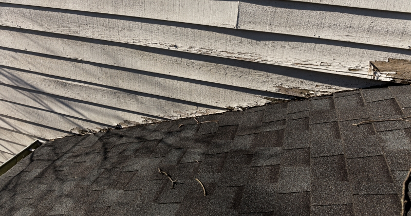 Common Issues With Exterior Wall Cladding Part 3 Too Close To Roofs Parkw
